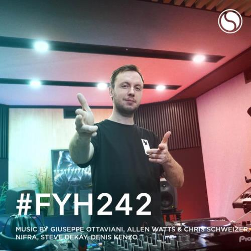 Andrew Rayel — Find Your Harmony Radioshow 242 (2021-02-03)