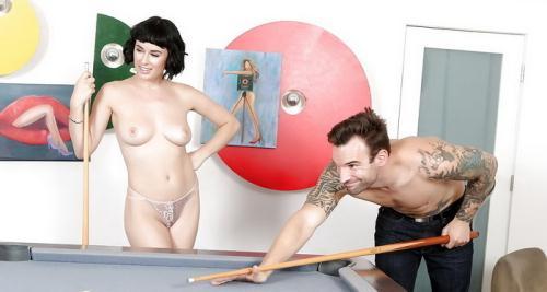 Olive Glass - A Fun Game of Strip Pool (FullHD)