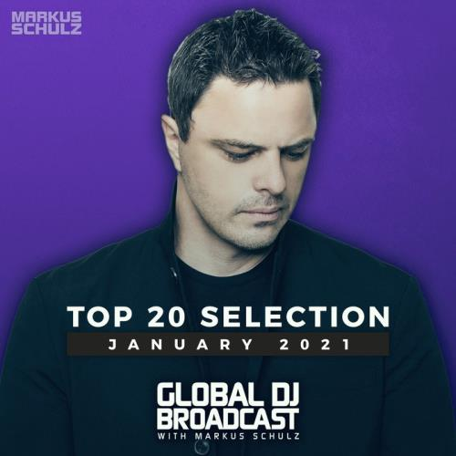 Global DJ Broadcast: Top 20 January 2021 (2021)