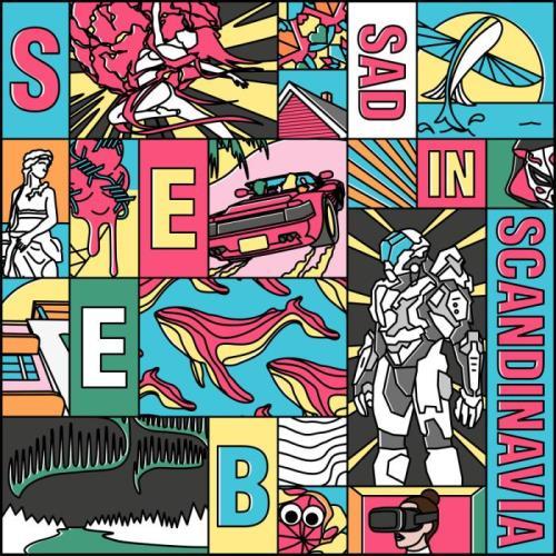 SeeB — Sad In Scandinavia (2021)