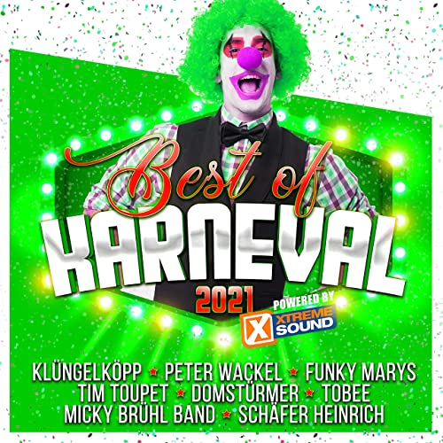 Best of Karneval 2021 (powered by Xtreme Sound) (2021)