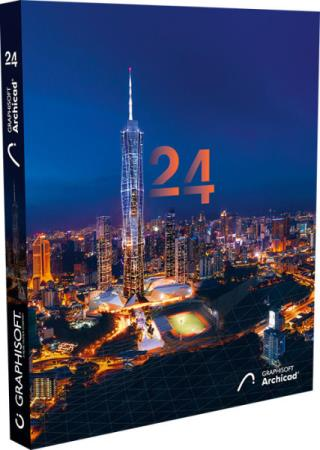 GraphiSoft ArchiCAD 24 Build 5000