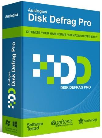 Auslogics Disk Defrag Professional 10.0.0.4 Final + Portable