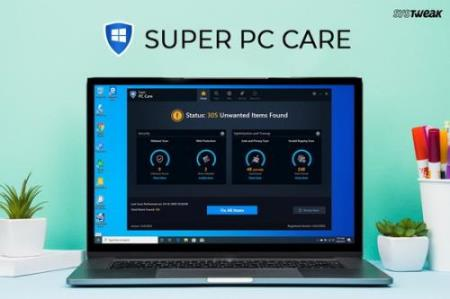 Systweak Super PC Care 2.0.0.25077