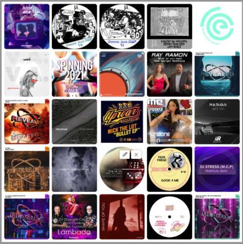 Beatport Music Releases Pack 2495 (2021)