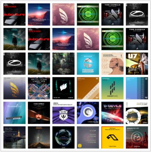Fresh Trance Releases 285 (2020)