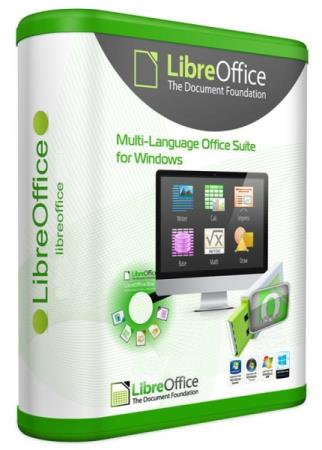 LibreOffice 7.1.2.2 Stable Portable by PortableApps
