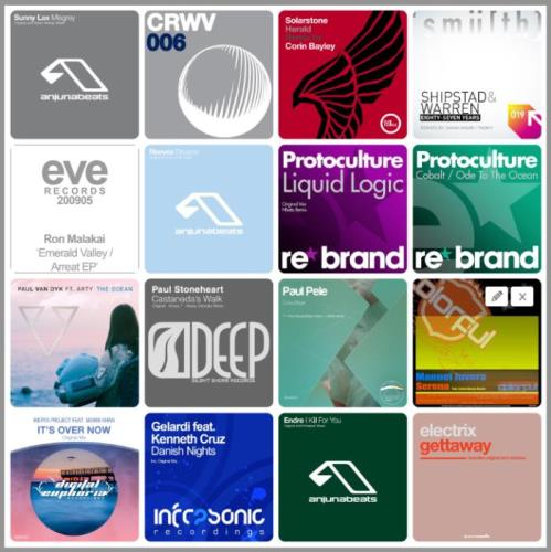 Flac Music Collection Pack 081 — Trance (1999-2021)