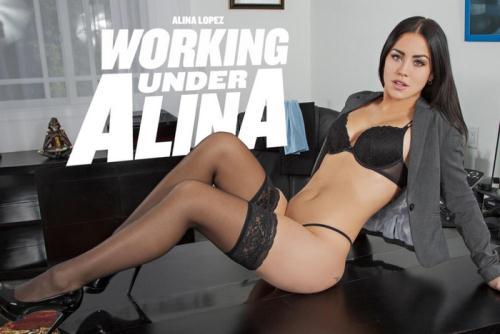 Alina Lopez - Working Under Alina (UltraHD/2K)