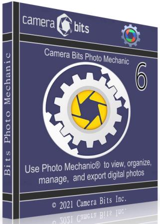Camera Bits Photo Mechanic 6.0 Build 5820