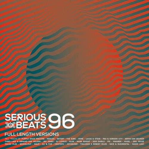 541 BELGIUM: Serious Beats 96 (2021)