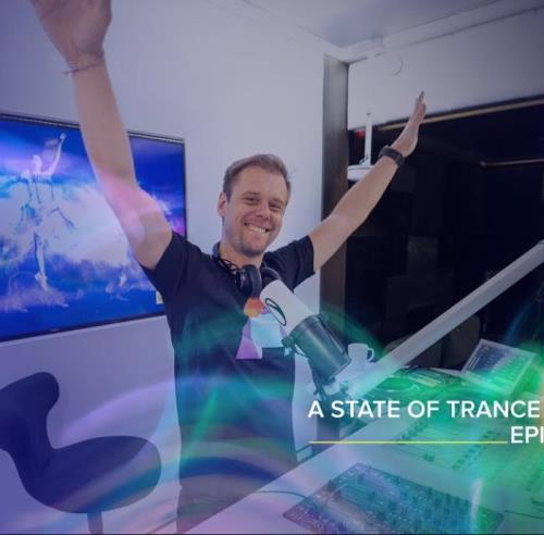 Armin van Buuren — A State Of Trance 1005 (2021-02-25)
