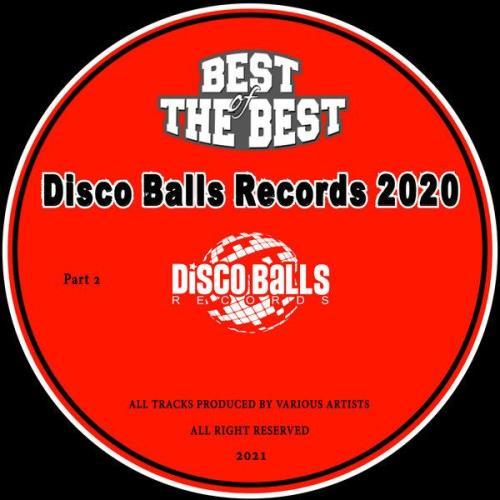 Best Of Disco Balls Records Vol 2 (2021)