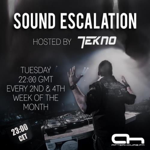 TEKNO & Suzy Solar — Sound Escalation 195 (2021-02-23)