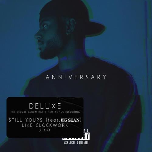 Bryson Tiller — Anniversary (Deluxe) (2021)