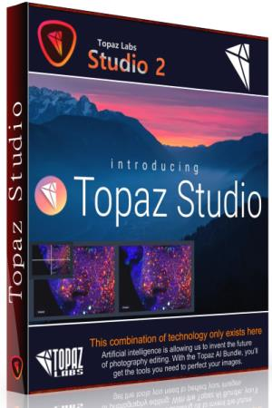 Topaz Studio 2.3.2 Final RePack & Portable by TryRooM