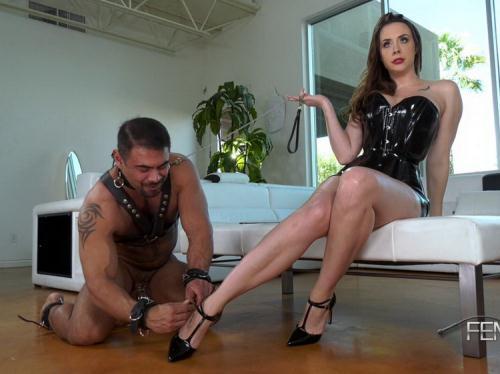 Chanel Preston - Controlled By Feet (FullHD)