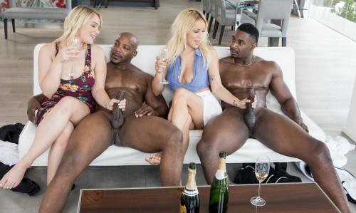 Kylie Page, Hadley Viscara - Sorority Group Sex (HD)