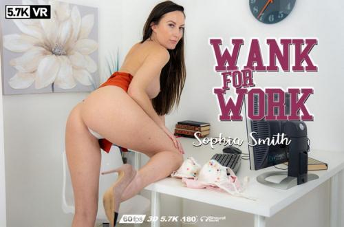 Sophia Smith - Wank For Work (UltraHD/4K)