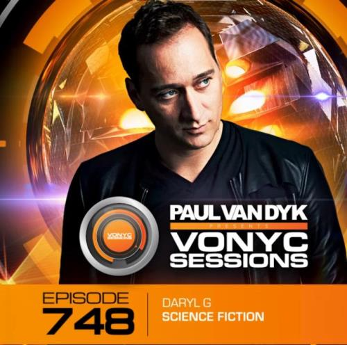 Paul van Dyk — VONYC Sessions 748 (2021-03-02)