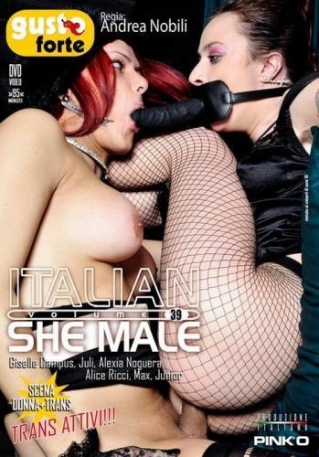 Alexia Nogueira, Alice Ricci - Italian She Male 39 (HD)