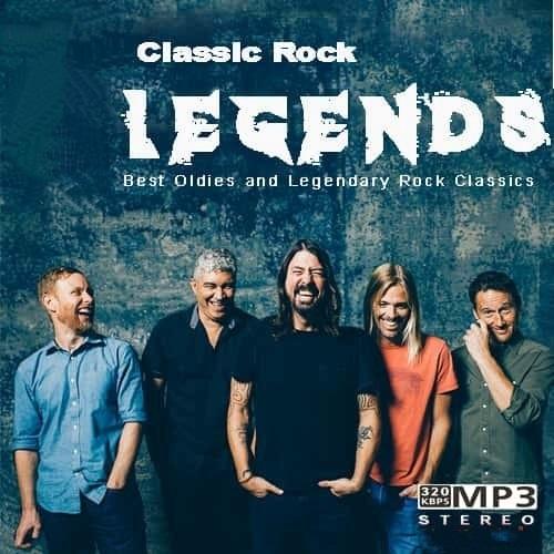 Classic Rock Legends (2021)