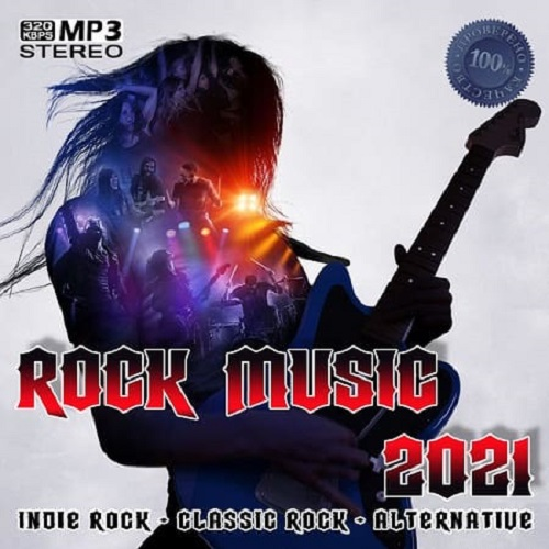 Rock Music 2021 (2021)