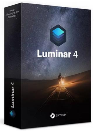 Luminar 4.3.3.7895 RePack by KpoJIuK