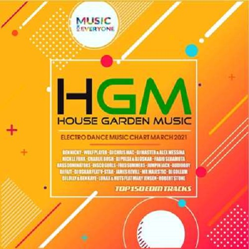 HGM: March Electro Dance Chart (2021)