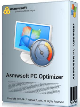 Asmwsoft PC Optimizer 2021 12.40.3212