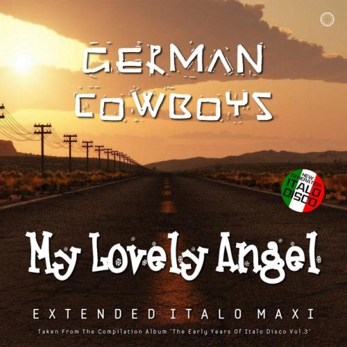 German Cowboys - My Lovely Angel (2021)