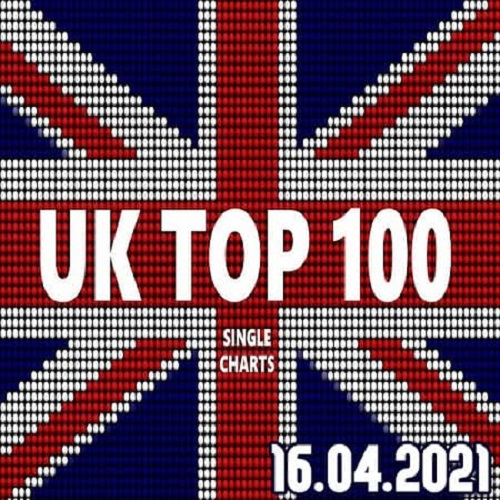 The Official UK Top 100 Singles Chart 16.04.2021 (2021)