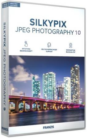 SILKYPIX JPEG Photography 10.2.12.0 (x64) Rus Portable