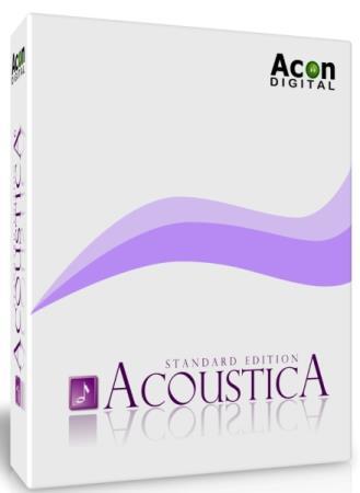 Acoustica Premium Edition 7.3.3 + Rus