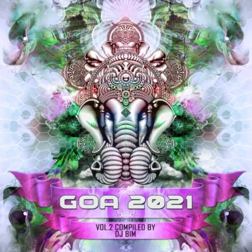 Goa 2021 Vol 2 (Compiled by DJ Bim) (2021)