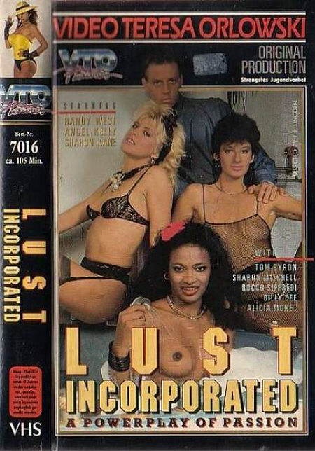 Lust Incorporated -1988-