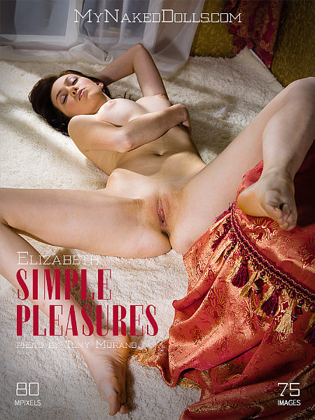 MyNakedDolls Elizabeth - Simple Pleasures