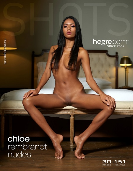 Hegre-Art Chloe - Rembrandt Nudes