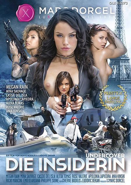 Undercover - Die Insiderin -2017-