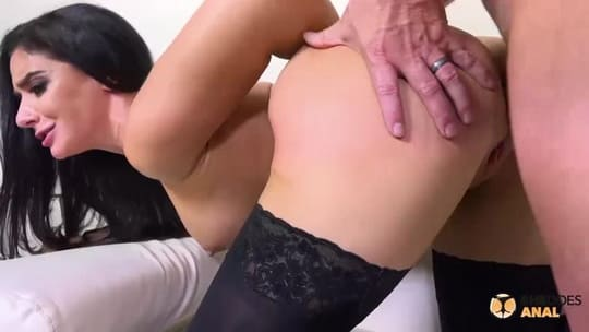 Sheena Ryder Anal Rides The New Tenant