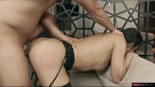 Wicked Booty Brazilian Babe Amanda Borges Assfucked and Cunt Jizzed