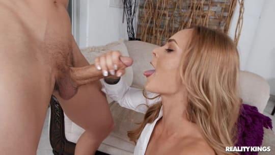 Juicy Teen Jenny Dreams of Fucking a Big Cock - TeensLoveHugeCocks